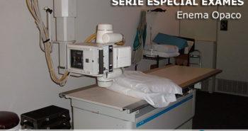 Enema Opaco - Exames - Por Dr Fabio Atui - Cirurgia do Aparelho Digestivo e Coloproctologista